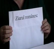Ziarul românesc (2) – Momente și spițe (53)